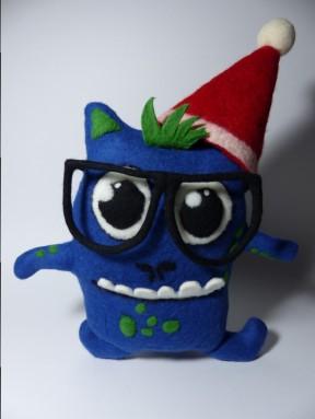 Monster 8 Xmas