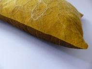 Ockerkissen (Seitenansicht)