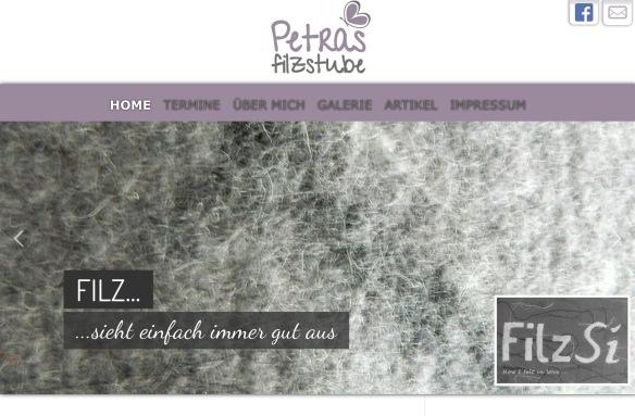 2016.04 Petras Filzstube